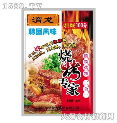 淯龙烧烤专家(韩国风味)80克