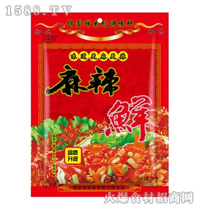锦萱鲜麻辣鲜200克
