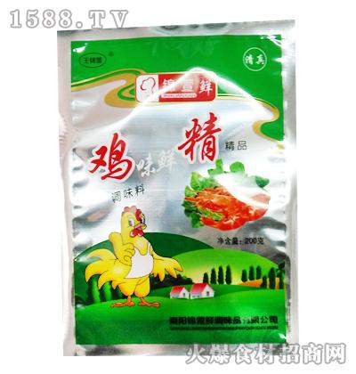 锦萱鲜鸡味鲜精200克