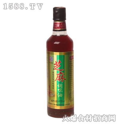 万兴隆-芝麻调味油410ml