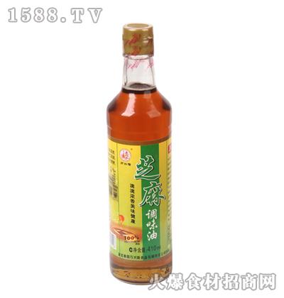 万兴隆芝麻调味油-410ml