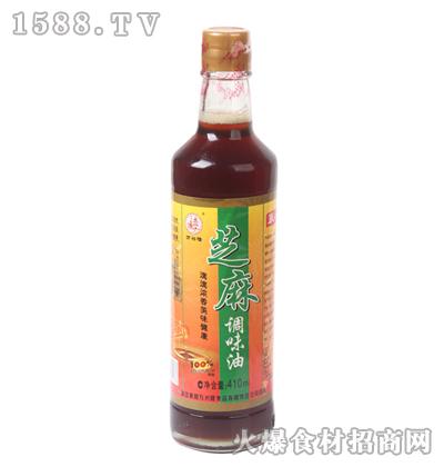 万兴隆芝麻调味油410ml