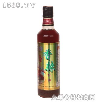 万兴隆香辣红油-410ml