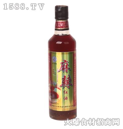 万兴隆麻辣红油-410ml