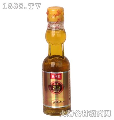 襄八宝浓香芝麻调味油125ml