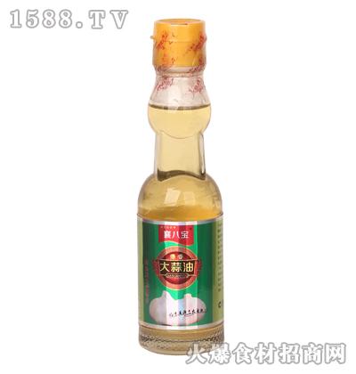 襄八宝爆香大蒜油125ml