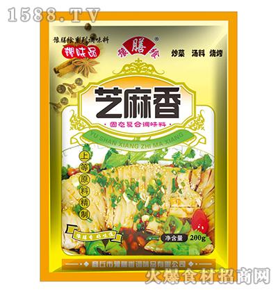 豫膳飨芝麻香调味料200g