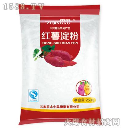 中奥红薯淀粉250g