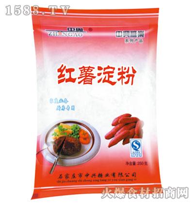 中奥红薯淀粉250克