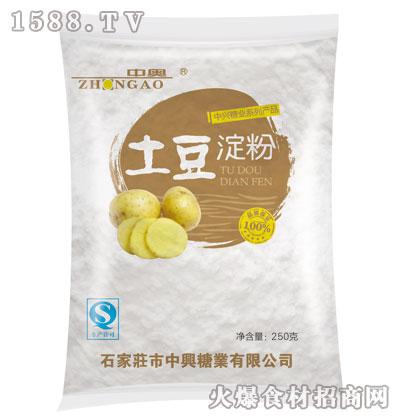 中奥土豆淀粉250克