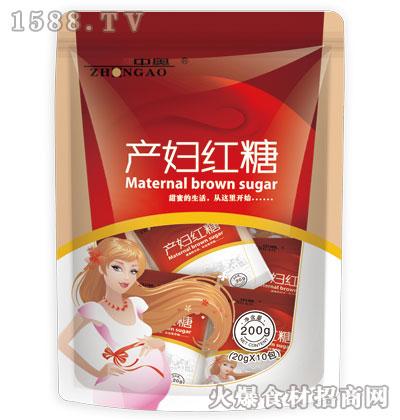 中奥产妇红糖200g