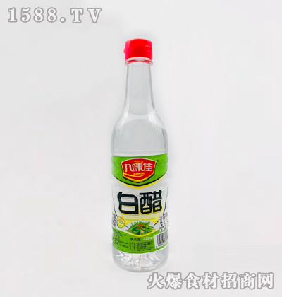 九味佳-白醋420ml