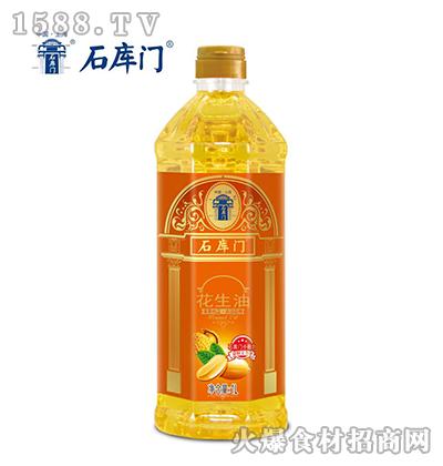 石库门花生油1L