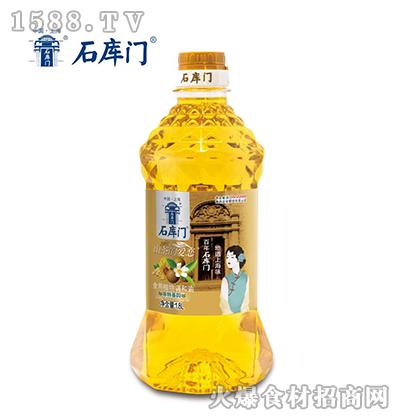 石库门山茶清香型食用植物调和油1.8L