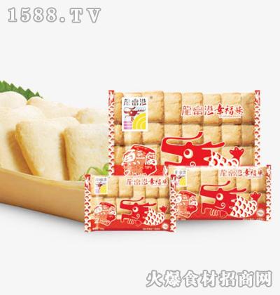 龙富港龙鱼鱼豆腐