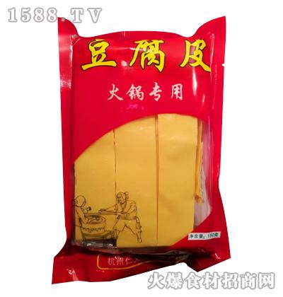 玉蝉豆腐皮150克