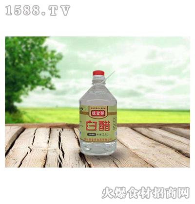 杜金祥白醋2.5L