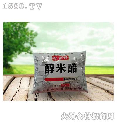 杜金祥醇米醋350ml