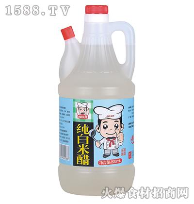 小厨大作纯白米露800ml