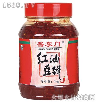 酱掌门-红油豆瓣1kg