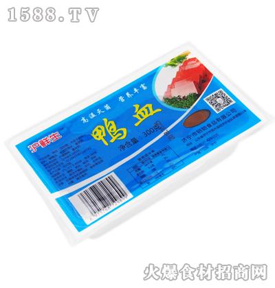 沪鲜生鸭血300克