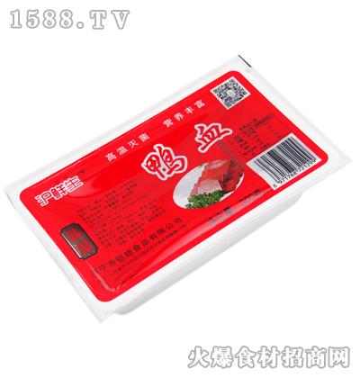 沪鲜生鸭血-300g