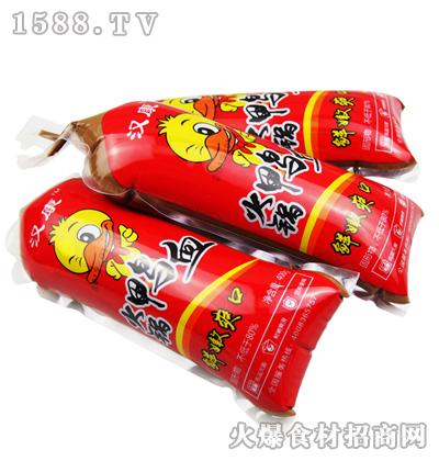 汉康火锅鸭血400g
