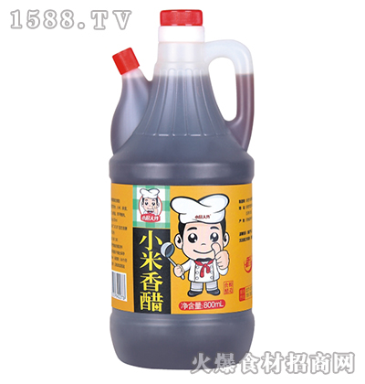 皇百界小米香醋800ml