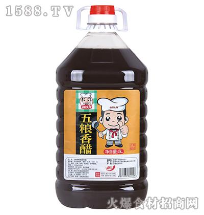 小厨大作五粮香醋5L