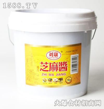 刘康混合芝麻酱5千克