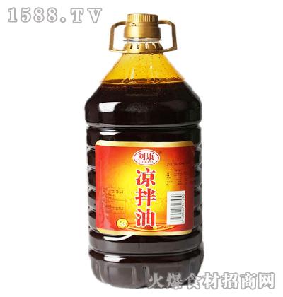 刘康凉拌油5升