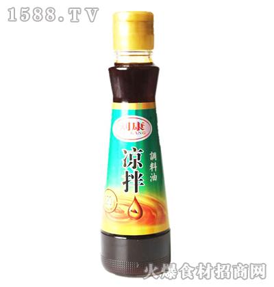 刘康凉拌调料油320毫升