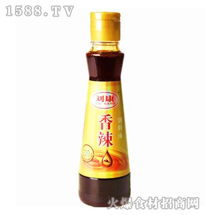 刘康香辣调料油320毫升