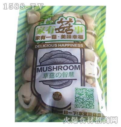 东盈家有菇事草菇500g