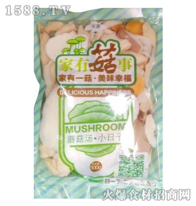 东盈家有菇事蘑菇汤500g