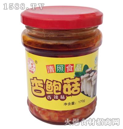清照香辣杏鲍菇170g
