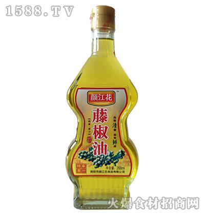 颜江花藤椒油268ml