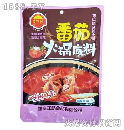 吉顺隆番茄火锅底料180克