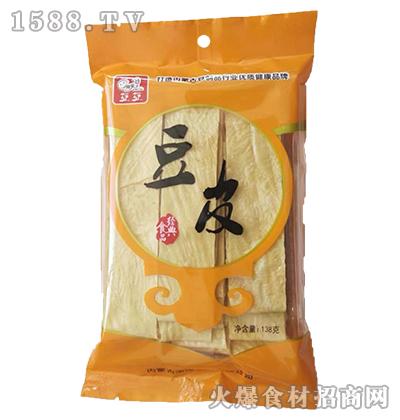 清泓豆业豆皮138g