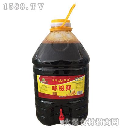 百年掖城味极鲜酱油18L