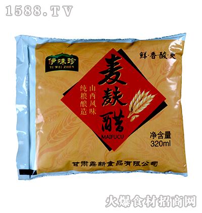伊味珍麦麸醋320ml