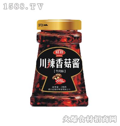 精珍川辣香菇酱(牛肉味)228g