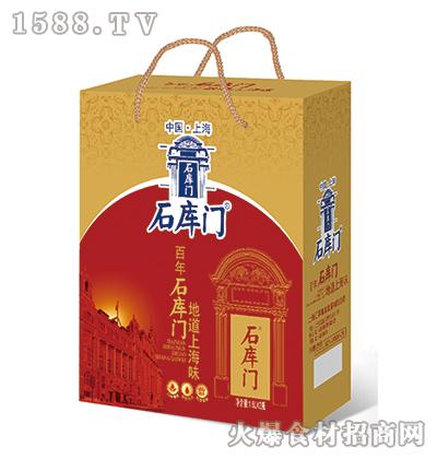 石库门通用礼盒1.8L*2