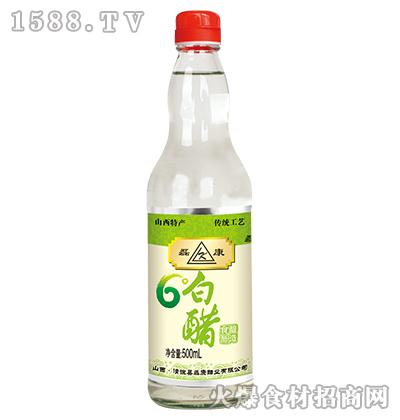 磊康6度白醋500mL