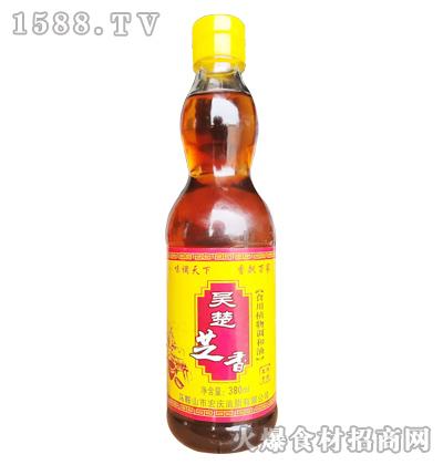吴楚芝香食用植物调和油380ml