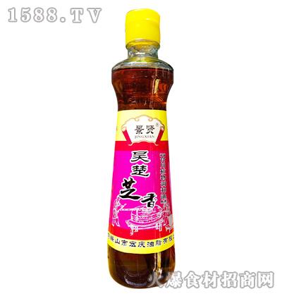 吴楚芝香食用植物调和油