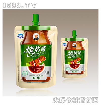 伊顺-原味烧烤酱115g