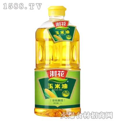 淇花非转基因玉米油1L