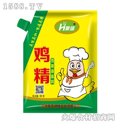 昊味鸡精90g