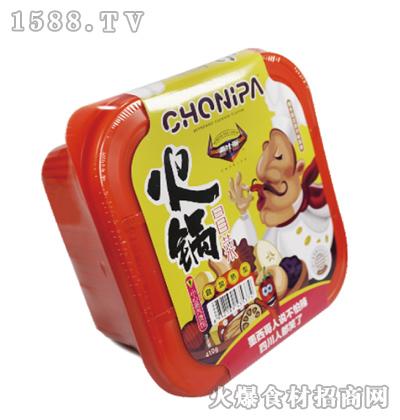 曹牛派火锅冒菜